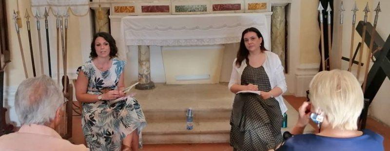 Presentazione di Come Neve di Giulia De sensi - Glicine associazione