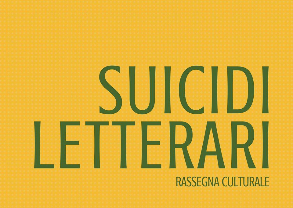 suicidi letterari glicine Pagliuso