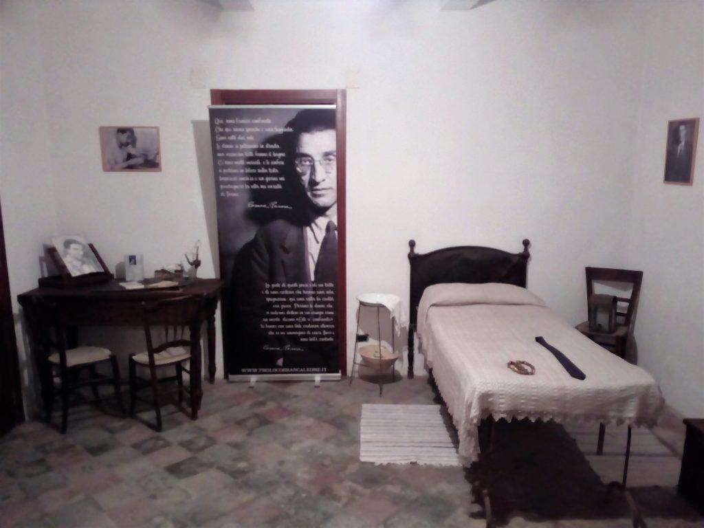 dimora a Brancaleone Cesare Pavese e l'esperienza del confino in Calabria