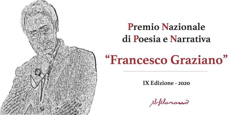 Premio Graziano, scadenza prevista per il 20 settembre