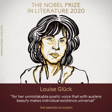 Premio Nobel letteratura la poetessa statunitense Louise Glück