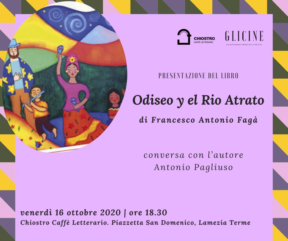 """Presentazione del libro """"Odiseo y el Rio Atrato"""""""