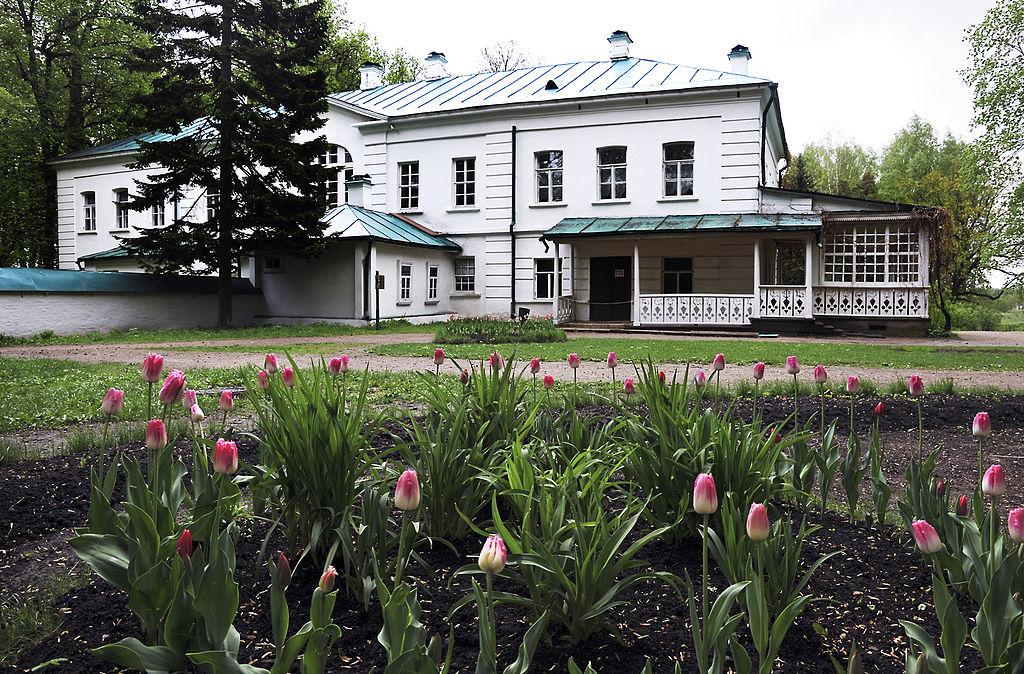 La casa museo di Lev Tolstoj nella tenuta di Jasnaja Poljana