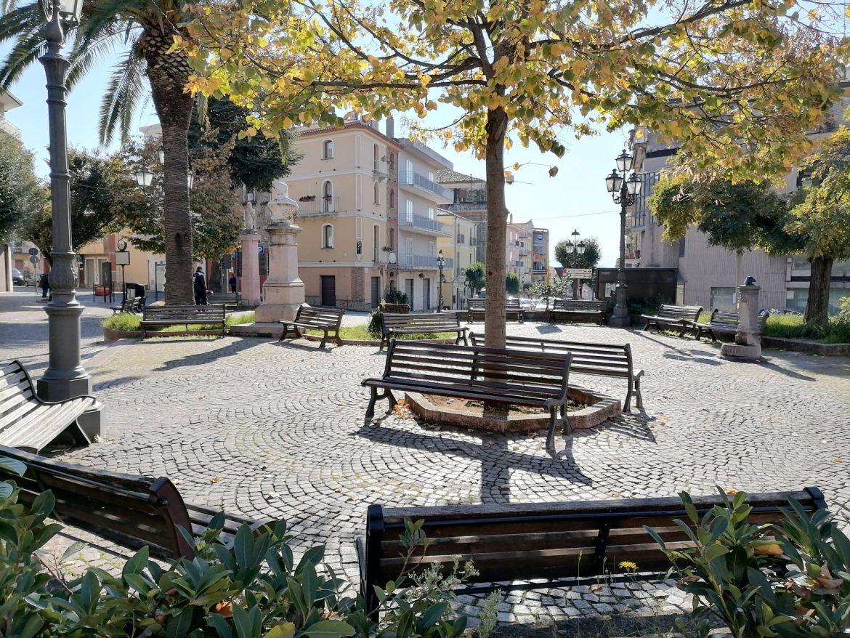 Piazze Covid-19: piazza Fiorentino di Lamezia Terme (VIDEO)