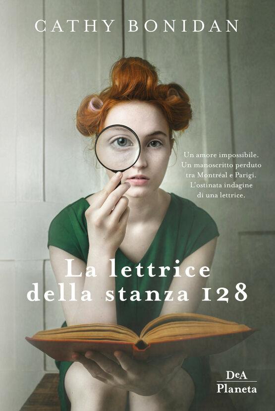"""Recensioni: """"La lettrice della stanza 128"""" di Cathy Bonidan"""