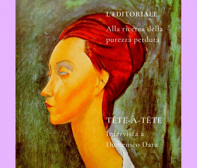 Online il primo numero della nuova rivista letteraria «Glicine»