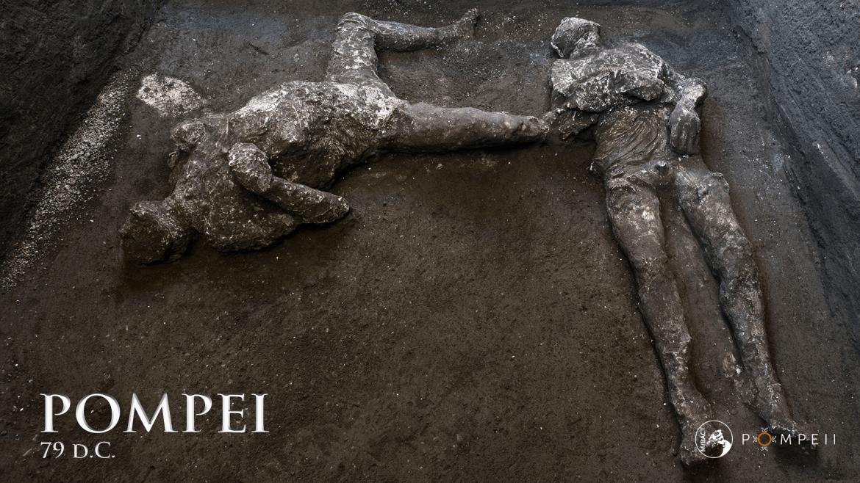 Il padrone e lo schiavo, straordinaria scoperta archeologica a Pompei