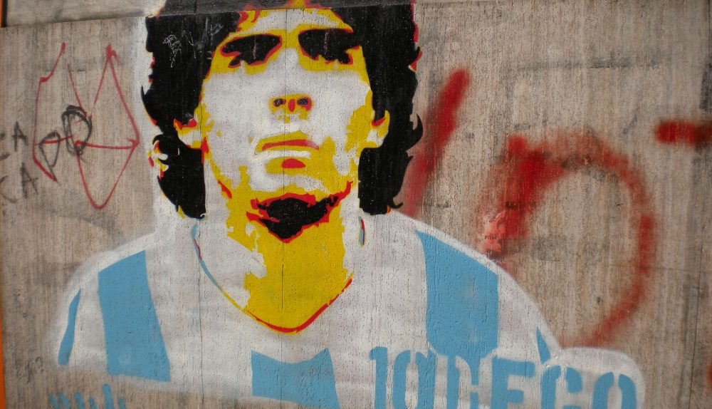 Morto Diego Armando Maradona Via Wikipedia Commons