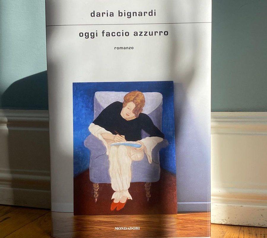 """Recensioni: """"Oggi faccio azzurro"""" di Daria Bignardi"""