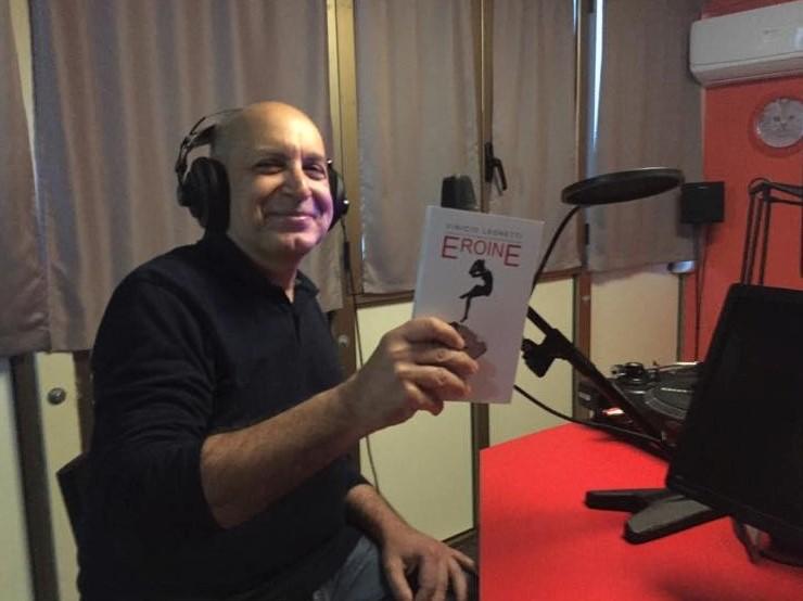 """Intervista a Vinicio Leonetti, autore di """"Eroine"""""""