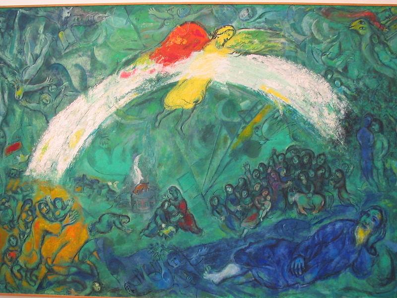 Marc Chagall, la struggente fiaba russa del pittore errante