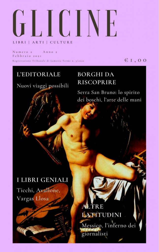Online il secondo numero della rivista letteraria «Glicine»