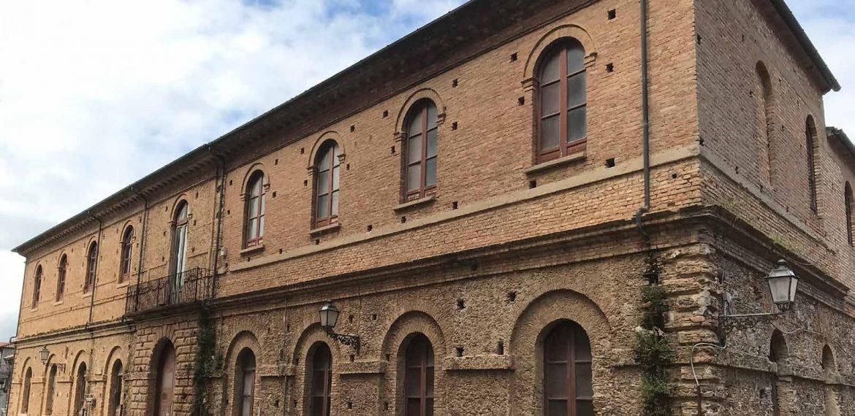Vibo Valentia, restauro e valorizzazione dell'ex Collegio dello Spirito Santo