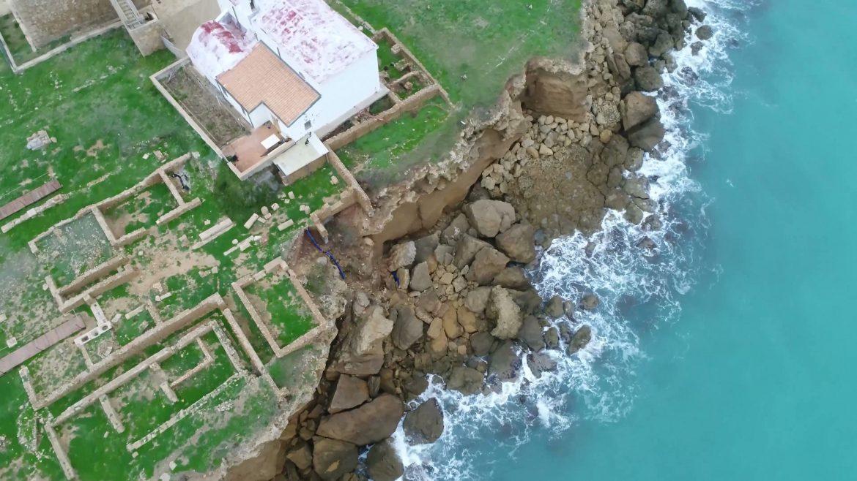Capo Colonna: disposti i lavori per proteggere i resti archeologici
