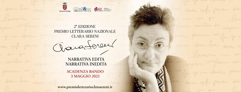 II Premio Letterario Nazionale Clara Sereni