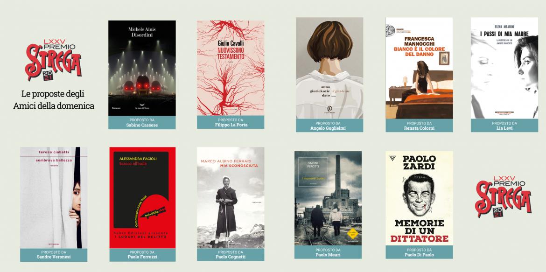 Premio Strega 2021, altri 10 libri in corsa