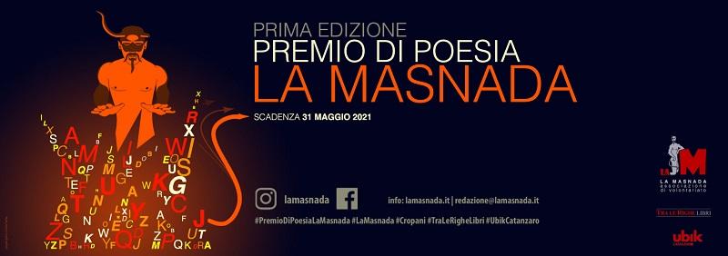 Premio Nazionale di Poesia La Masnada
