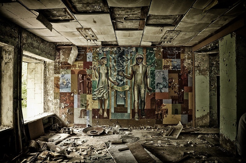 Chernobyl, 35 anni dal disastro nucleare