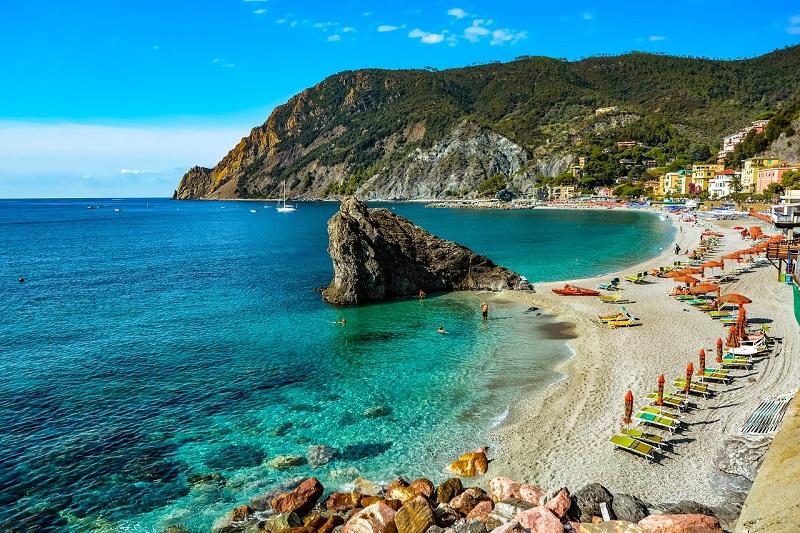 classifica Glicine 10 spiagge più belle d'Italia per l'estate 2021