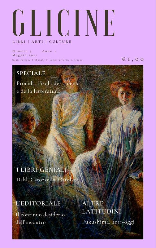 È online il terzo numero della rivista letteraria «Glicine»