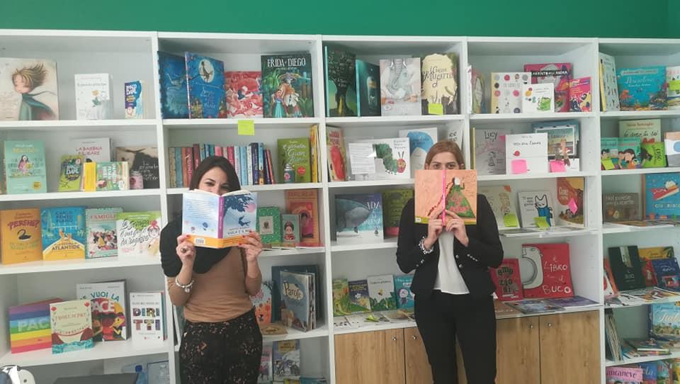 """""""Pillole di carta"""", la farmacia letteraria di Lamezia Terme"""