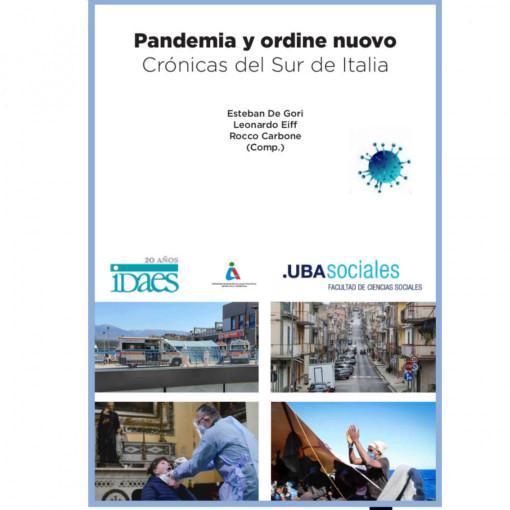 pandemia y ordine nuovo - Copertina