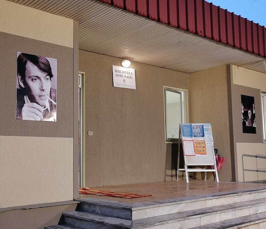 Cancello, inaugurata la nuova biblioteca esterno