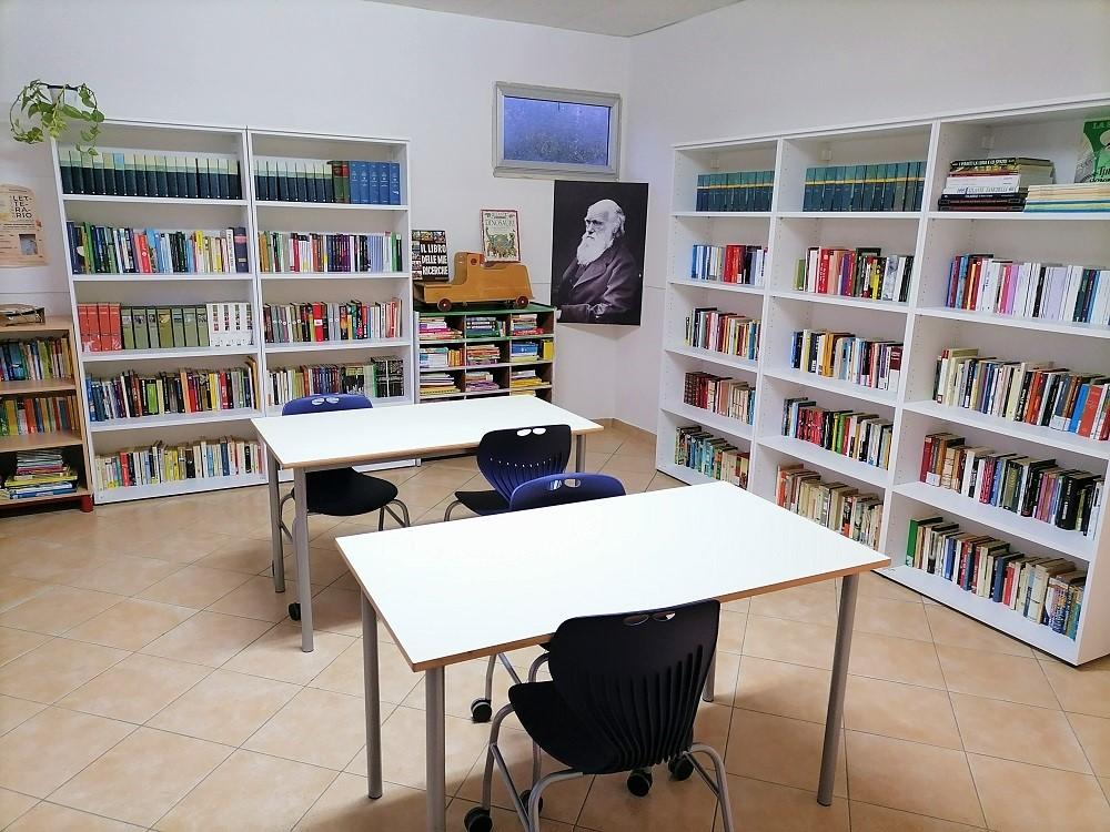 Cancello, inaugurata la nuova biblioteca