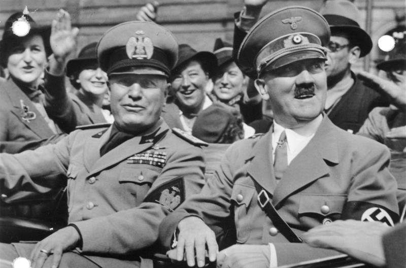 Il Premio Nobel per la Pace va a... Mussolini, Hitler e Stalin
